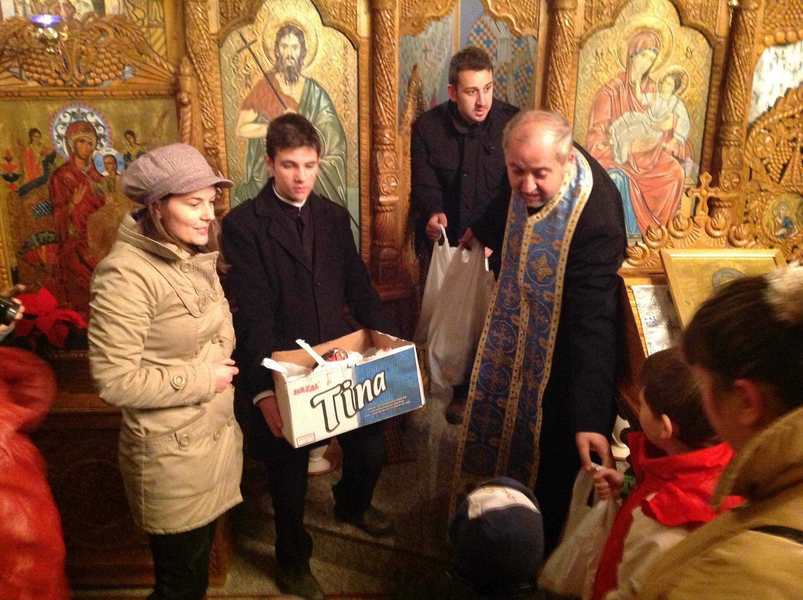 Daruri 1 - Sf. Nicolae - Sf. Iosif Marturisitorul