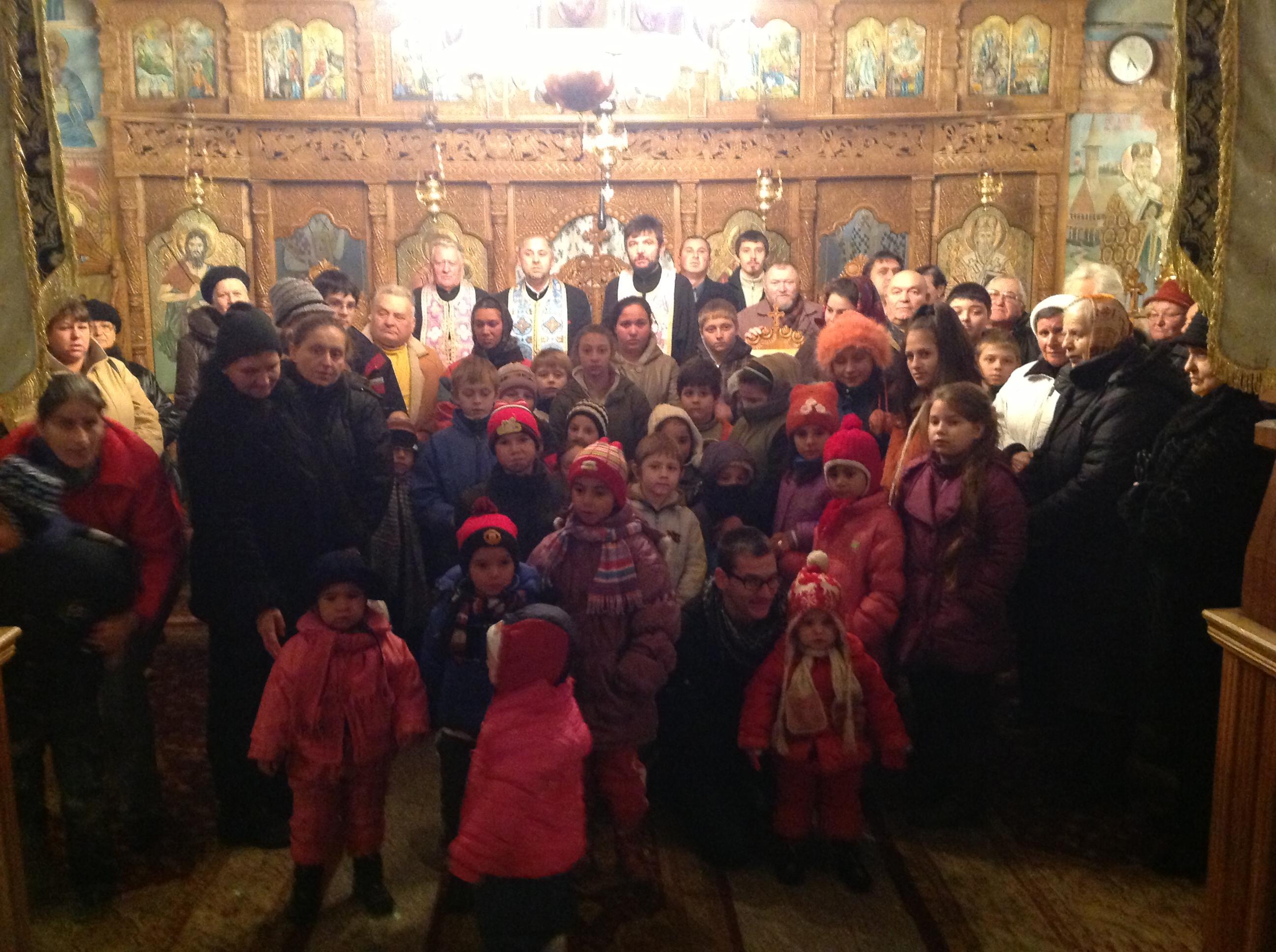 Daruri - Sf. Nicolae - Sf. Iosif Marturisitorul