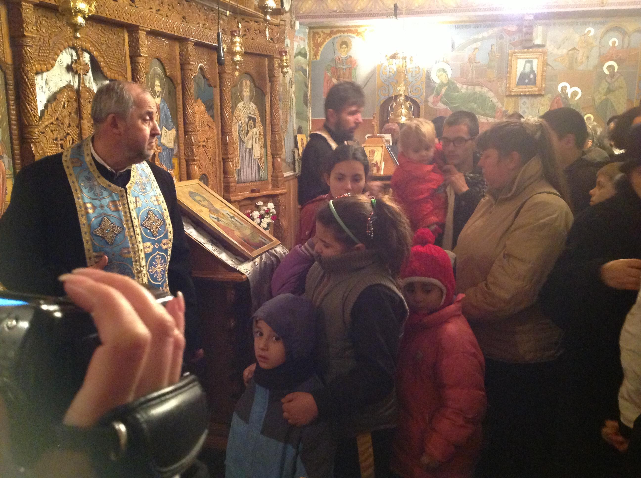 Sf. Nicolae - Sf. Iosif Marturisitorul 1